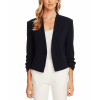 Vince Camuto Women's 'Crepe Gathered-Sleeve' Blazer