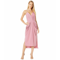 BCBGeneration Women's 'Drapey Pocket' Midi Dress