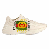 Gucci Men's 'Rhyton Logo' Sneakers