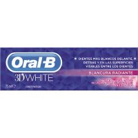 Oral-B 'White 3D Radiant White' Toothpaste - 75 ml