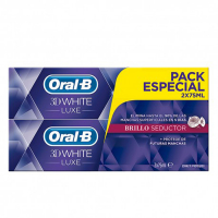 Oral-B '3D White Luxe' Toothpaste - 75 ml, 2 Units