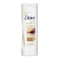 Dove Lait corporelle 'Purely Pampering' - #Karité & Vanilla 400 ml