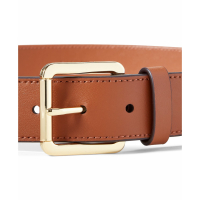 LAUREN Ralph Lauren Women's 'Roller-Buckle' Belt
