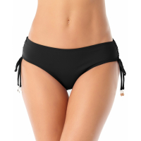 Anne Cole Women's 'Ruched-Side' Bikini Bottom