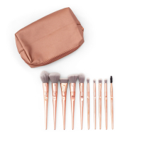 Zoë Ayla Make Up Pinsel-Set - 11 Stücke