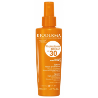 Bioderma 'Photoderm Bronz SPF30' Sunscreen Spray - 200 ml