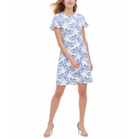 Tommy Hilfiger Women's 'Nantucket' Short-Sleeved Dress