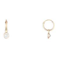 By Colette Women's 'Créoles' Earrings