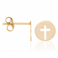 By Colette Women's 'Croix' Earrings