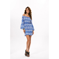 Causey Women's Off The Shoulder Dress