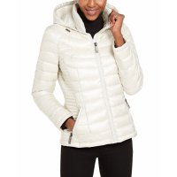 Calvin Klein Women's 'Hooded Packable' Puffer Jacket