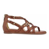 GBG Los Angeles Women's 'Cobell Strappy' Thong Sandals