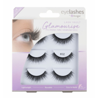 Invogue 'Multipack' Fake Lashes Set - Vault 2 3 Pack