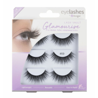 Invogue 'Multipack' Fake Lashes Set - Vault 3 3 Pack