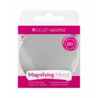 Brushworks '10X Magnification' Magnifying Mirror - 1 Unit
