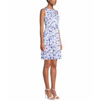 Anne Klein Women's Fit & Flare Dress