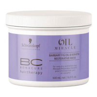 Schwarzkopf BC Oil Miracle Masque à l'huile de figue de Barbarie