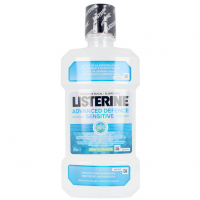 Listerine 'Sensitive' Mouthwash - 500 ml