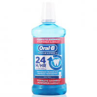 Oral-B 'Pro-Expert Professional Protection' Mouthwash - 500 ml, 2 Units