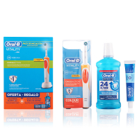 Oral-B 'Vitality Cross Action Vitality' Electric Toothbrush Set - 3 Units