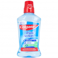 Colgate 'Triple Action' Mouthwash - 500 ml