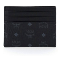 MCM Women's 'Visetos' Card Holder