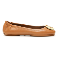 Tory Burch Ballerines 'Minnie Travel' pour Femmes