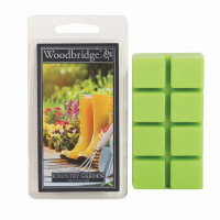 Candle Brothers 'Country Garden' Duftendes Wachs - 8 Einheiten