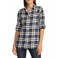 LAUREN Ralph Lauren Women's 'Plaid' Shirt