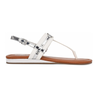 GBG Los Angeles Women's 'Jeeda Flat' Sandals