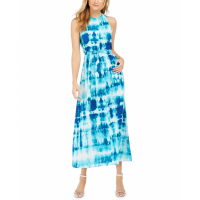 Calvin Klein Women's 'Tie-Dye' Maxi Dress