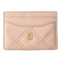 Marc Jacobs Women's 'The Quilted Softshot' Card case