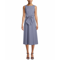 Anne Klein Women's 'Gingham' Midi Dress