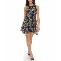 Tommy Hilfiger Women's 'Fruity Floral' Mini Dress