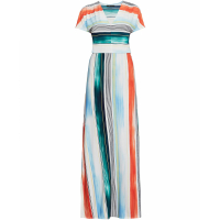 BCBGMAXAZRIA Women's 'Striped' Maxi Dress
