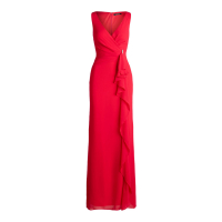LAUREN Ralph Lauren Women's Long Dress