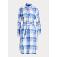 Polo Ralph Lauren Women's 'Plaid' Shirtdress