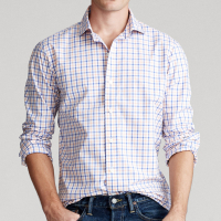 Polo Ralph Lauren Men's 'Plaid' Shirt
