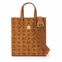 MCM Women's 'Klassik Visetos Small' Tote Bag