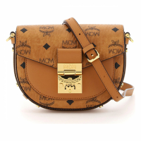MCM Women's 'Patricia Visetos Mini' Crossbody Bag