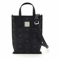MCM Women's 'Essential Visetos Mini' Crossbody Bag