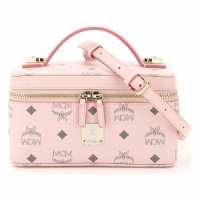MCM Women's 'Visetos Mini' Top Handle Bag