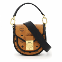 MCM Women's 'Patricia Visetos Mini' Shoulder Bag