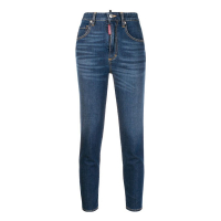 Dsquared2 Women's 'Twiggy Cropped' Jeans