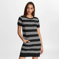 Karl Lagerfeld Women's Short-Sleeved Dress