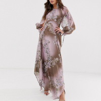 Haoduoyi Women's Long Dress