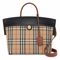 Burberry Women's 'Small Society Vintage' Top Handle Bag