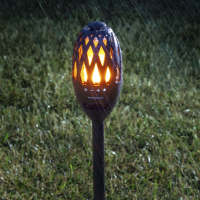 Innovagoods 'Led Flame' Lampe & Bluetooth Lautsprecher