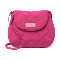 Marc Jacobs Women's 'Quilted' Messenger Bag