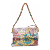Marc Jacobs Women's 'The Pillow Floral' Shoulder Bag